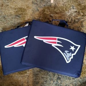 Patriots Bleacher Cushion